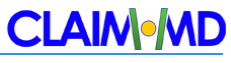 Claim MD Logo