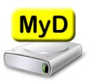 MyDefrag Logo
