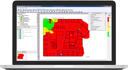 WiFi Heat Map Free Download - ADL Data Systems, Inc